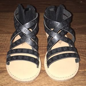 Worn once toddler sandals. Size 9